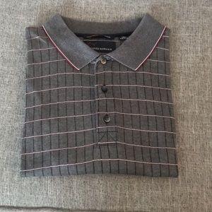 Men's Greg Norman golf shirt XXL.